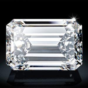 Kim cương nhân tạo Moissanite Emerald 16x12
