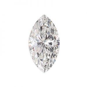 Kim cương nhân tạo Moissanite Marquise 20x8