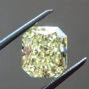 Kim cương nhân tạo Moissanite Radiant 11x9