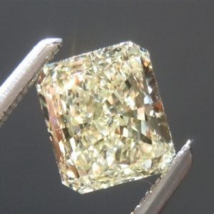 Kim cương nhân tạo Moissanite Radiant 12x10