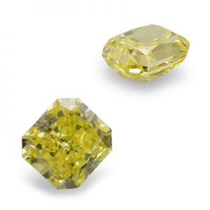 Kim cương nhân tạo Moissanite Radiant 12x9
