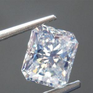 Kim cương nhân tạo Moissanite Radiant 14x10