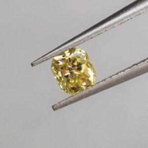 Kim cương nhân tạo Moissanite Radiant 5x3