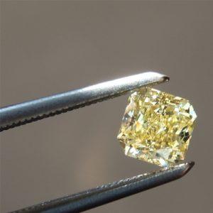 Kim cương nhân tạo Moissanite Radiant 6x4