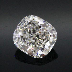 Kim cương nhân tạo Moissanite Cushion 8ly