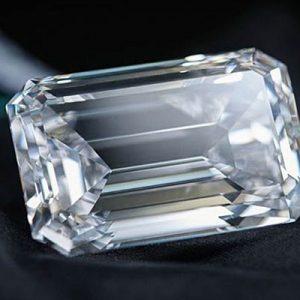 Kim cương nhân tạo Moissanite Emerald 14x12