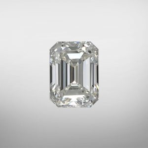 Kim cương nhân tạo Moissanite Emerald 3x2