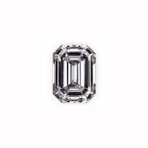 Kim cương nhân tạo Moissanite Emerald 4x3