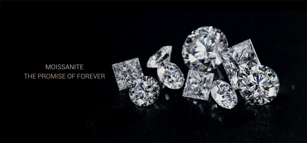 Kim cương nhân tạo Moissanite là gì 1