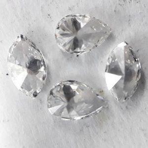 Kim cương nhân tạo Moissanite Marquise 14x7