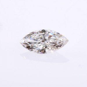 Kim cương nhân tạo Moissanite Marquise 15x7