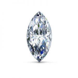 Kim cương nhân tạo Moissanite Marquise 16x8