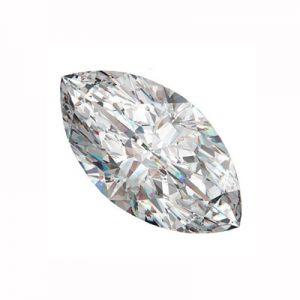 Kim cương nhân tạo Moissanite Marquise 17x8.5