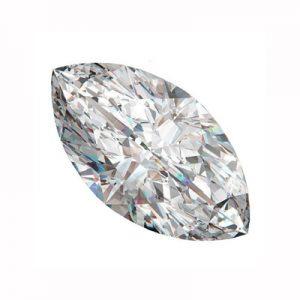 Kim cương nhân tạo Moissanite Marquise 20x10