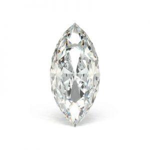 Kim cương nhân tạo Moissanite Marquise 20x11