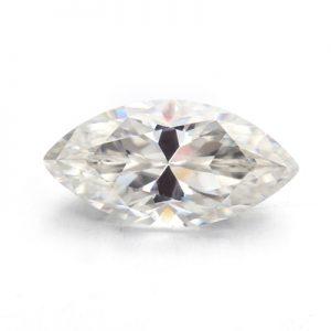 Kim cương nhân tạo Moissanite Marquise 6x3