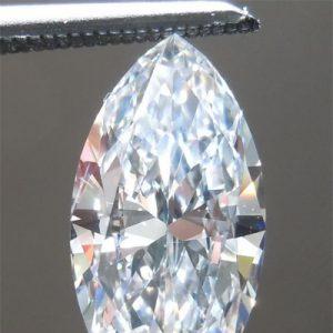 Kim cương nhân tạo Moissanite Marquise 7x3