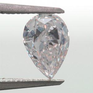 Kim cương nhân tạo Moissanite Pear 12x9
