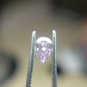 Kim cương nhân tạo Moissanite Pear 15x10