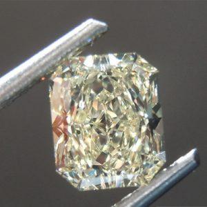 Kim cương nhân tạo Moissanite Radiant 10x7