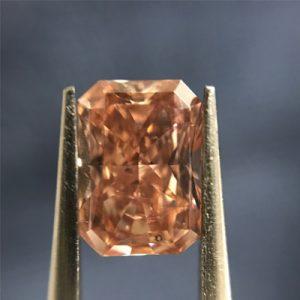 Kim cương nhân tạo Moissanite Radiant 8x6