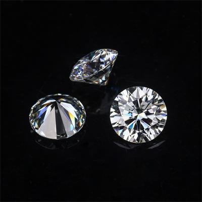 Kim cương nhân tạo Moissanite Round 5ly5