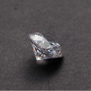 Kim cương nhân tạo Moissanite Round 8ly1