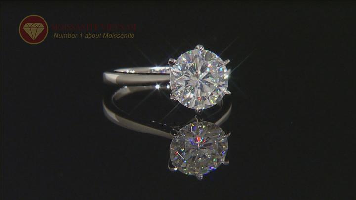 Lửa của Moissanite so với kim cương như thế nào