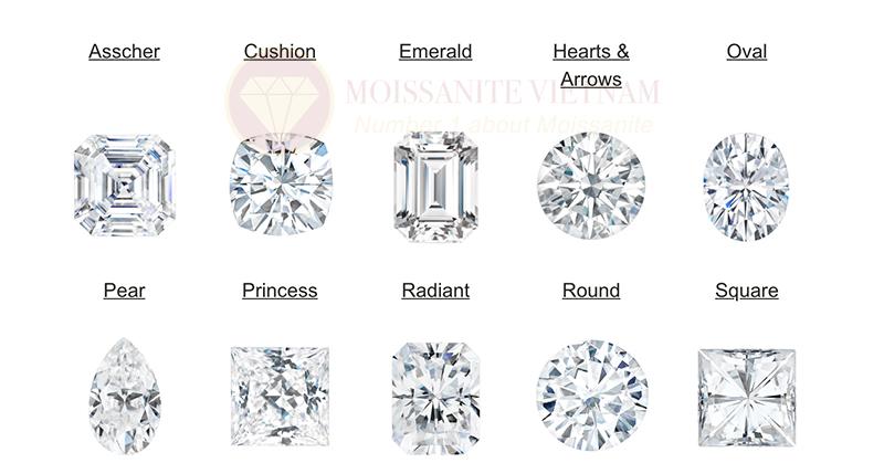 Hướng dẫn lựa chọn nhẫn cưới kim cương moissanite độc đáo 1