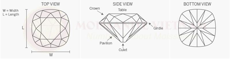 Những điều cần biết về giác cắt kim cương Cushion 2