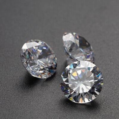 Giác cắt kim cương moissanite tròn