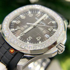 Độ đồng hồ kim cương Patek Philippe nguyên niềng 2