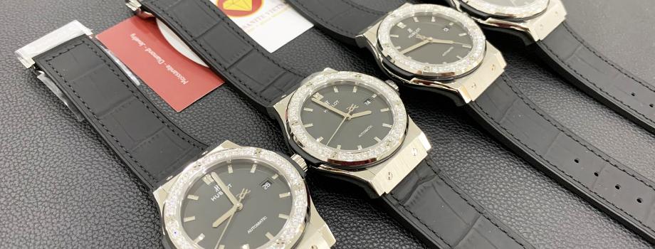 Độ đồng hồ kim cương